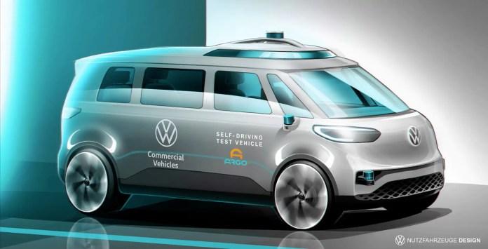 Gruppo Volkswagen 1 Piattaforma e 1 Software per le Auto elettriche