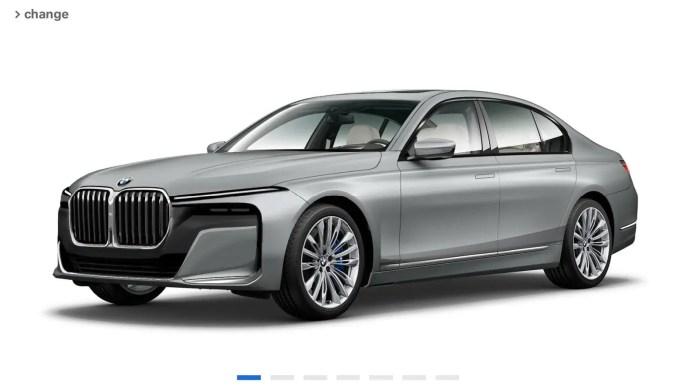 Nuova BMW Serie 7 2022, il design in Anteprima esclusiva