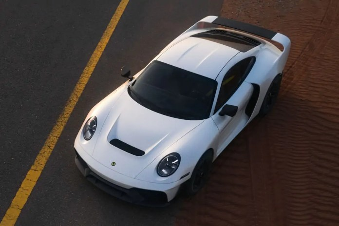 Gemballa trasforma la Porsche 992 in un mostro Off Road
