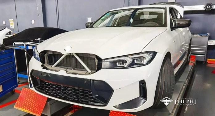 Nuova BMW Serie 3 2022, il Restyling in Anteprima