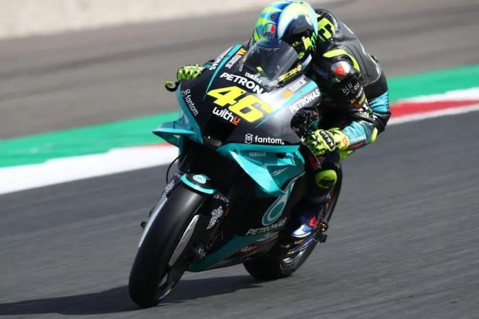 Valentino Rossi lascia la MotoGP dopo 25 Anni di successi