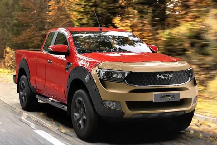 Nuovo Ford Ranger 2022, in Australia la versione a Idrogeno