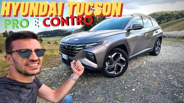Sulla vetta del Gran Sasso D'Italia | PRO e CONTRO di Hyundai Tucson [VIDEO]
