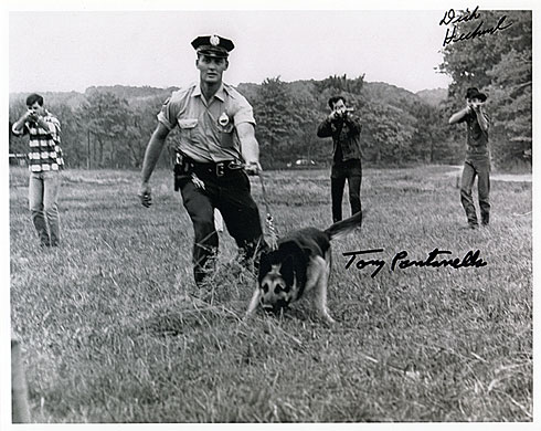 Image result for night of the living dead police