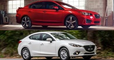 Subaru и Mazda объединяются для производства электромобилей