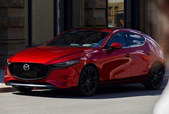 Новая Mazda3 2019