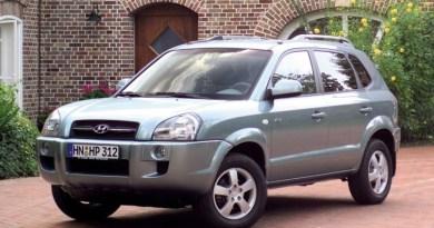 Hyundai Tucson JM (2004-2010): слабые места, неисправности