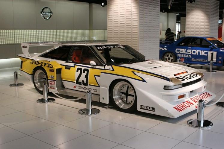 Auto Rebellion Nissan Silvia S12 Super Silhouette
