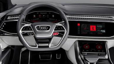 Audi Q8 Google Android Infotainment Auto Rebellion