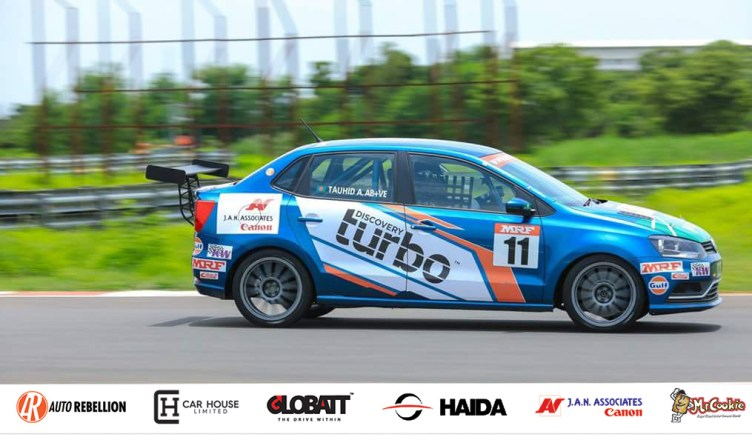 Volkswagen Ameo Cup Round 3 Race 5 Qualifying Tauhid Anwar Avik Anwar