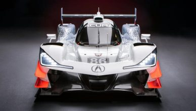 Acura ARX-05 Auto Rebellion