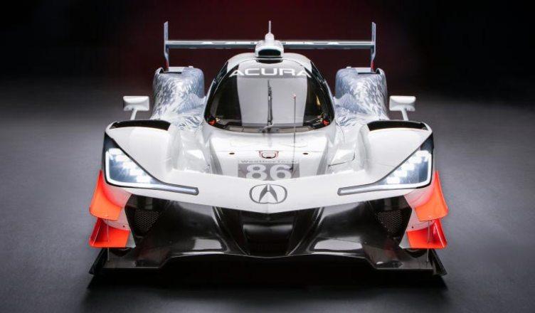 Acura ARX-05 Auto Rebellion