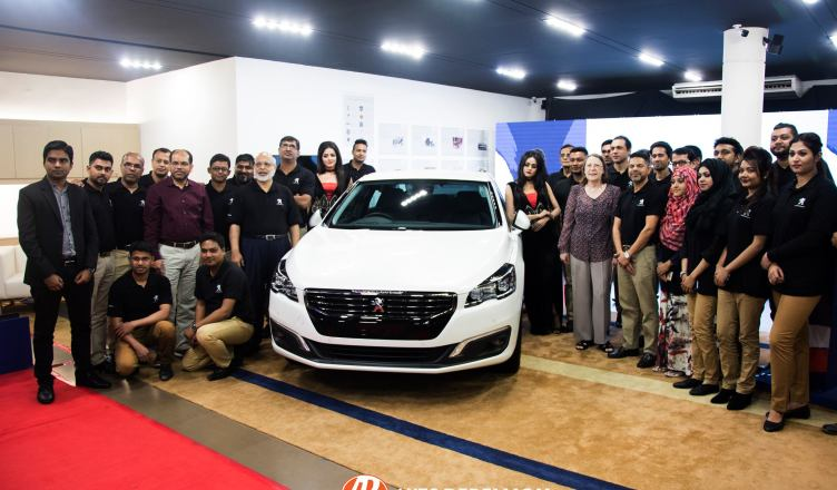 AG Motors Unveils Peugeot In Bangladesh
