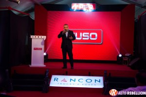 Mr. Amit Bisht, Head of Regional Center Southern Asia - Daimler Commercial Vehicles Pte. ltd. Auto Rebellion FUSO RANCON