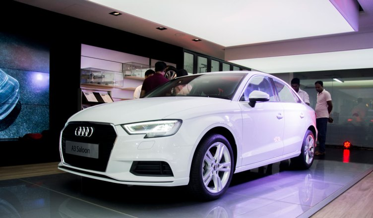 Auto Rebellion Feature Audi A3