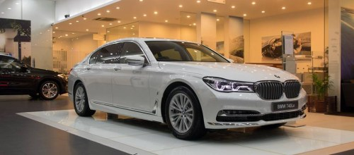Executive Motors BMW 740Le Auto Rebellion Feature