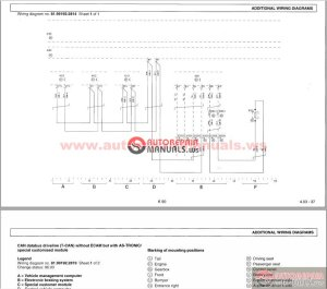 Man TGA Wiring Diagram | Auto Repair Manual Forum  Heavy