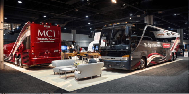 setra displays touring coach at atlanta motorcoach expo auto report africa. Black Bedroom Furniture Sets. Home Design Ideas
