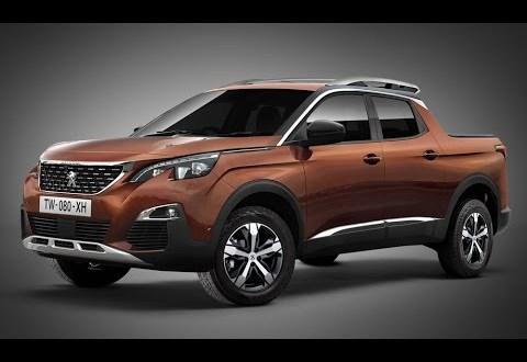 peugeot unveils new pick-up in tunisia - ..:: auto report africa ::..