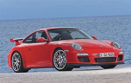 porsche-911-gt3-2009-3 Porsche 911 GT3 2009