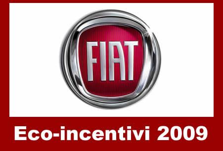 eco-incentivi-auto-2009 Incentivi rottamazione 2009: tutti i modelli Fiat che ne usufruiscono