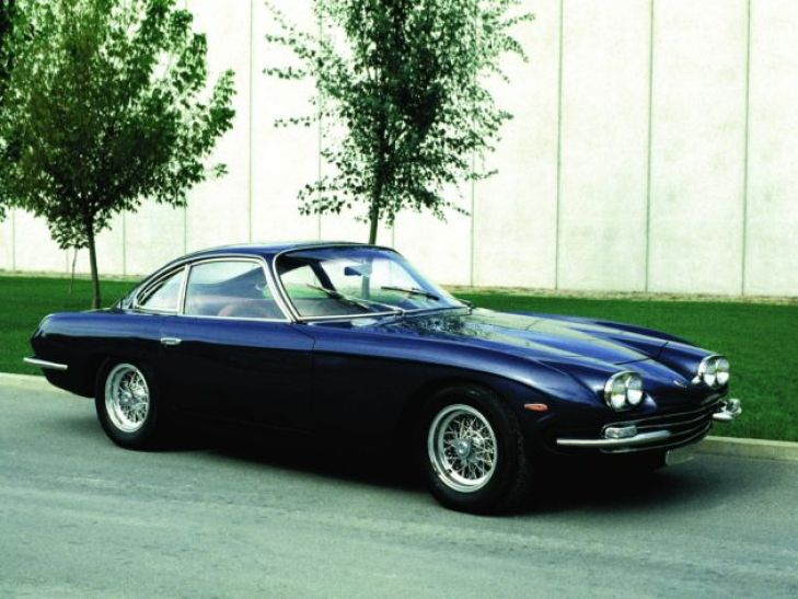 1966_lamborghini_400_gt Modelli Lamborghini: le auto prodotte dalla nascita ad oggi