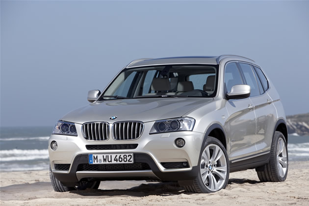 bmw-x3-2010-esterni_01 I motori della BMW X3 2010