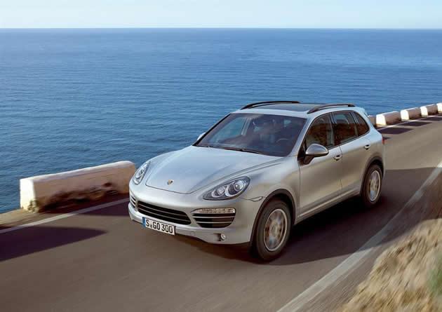 porsche-cayenne-nuovi-motori-v6 Porsche Cayenne 2010: consumi ridotti con i nuovi motori V6