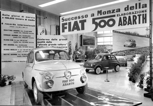 abarth_500 Storia Abarth: tutte le auto con il marchio dello scorpione