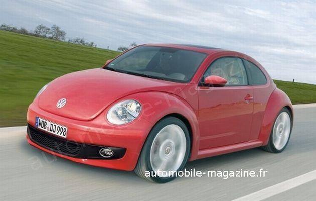 render_volkswagen_beetle_01 Volkswagen Beetle: la nuova generazione nel 2011