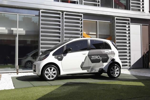 citroen_C0_elettrica C-Zero: l'auto elettrica di Citroen