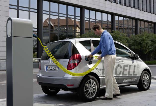 mercedes_classe_a_e_cell_1 Nuova classe A E-Cell, l'elettrica di casa Mercedes