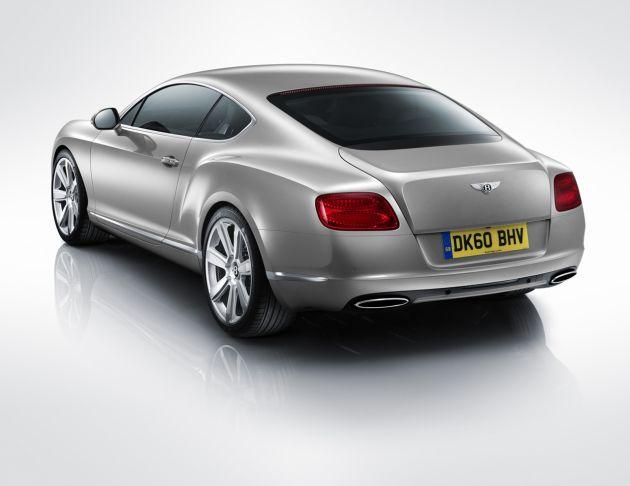 nuova_bentley_continental_gt_03 Bentley Continental GT: le prime immagini della nuova generazione 2011