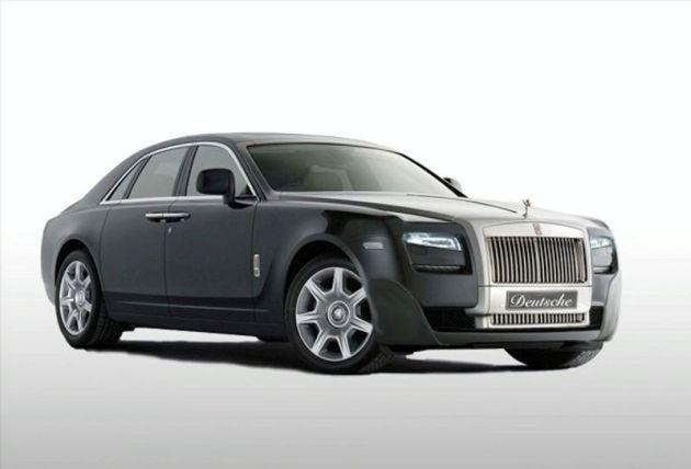 "rolls-royce_ghost Rolls-Royce Ghost: non rimarrà la ""piccola"" di Goodwood"