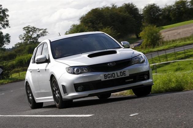 subaru-impreza-cosworth2 Subaru-Cosworth Impreza STi CS400: prestazioni top ma solo per il Regno Unito