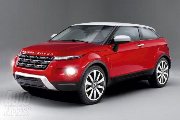 mini_range_rover_evoque_01 Range Rover: allo studio la mini Evoque
