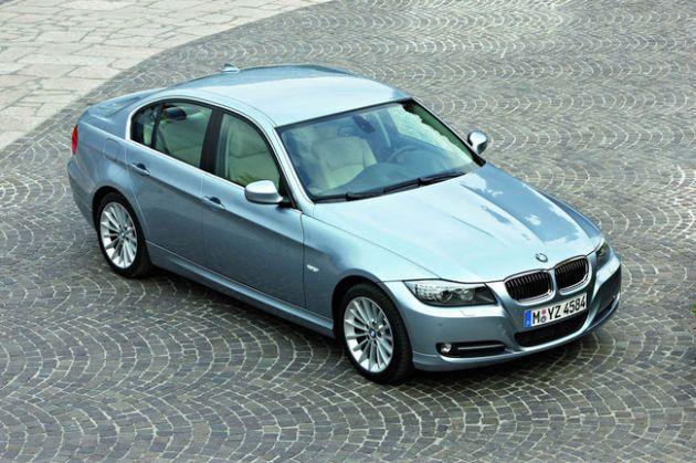 bmw_serie_3 Sfida tra auto tedesche e francesi sul mercato dell'usato