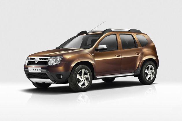 dacia_duster SUV economici sotto i 20.000 euro