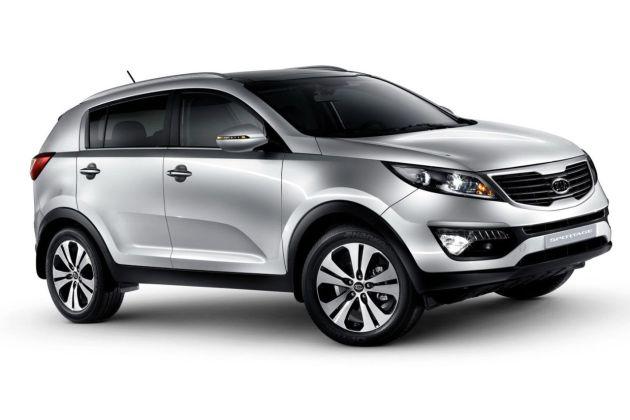 kia_sportage SUV economici sotto i 20.000 euro