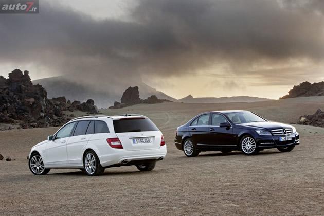 mercedes-classe-c-2011 Mercedes Classe C: la nuova generazione nel 2014