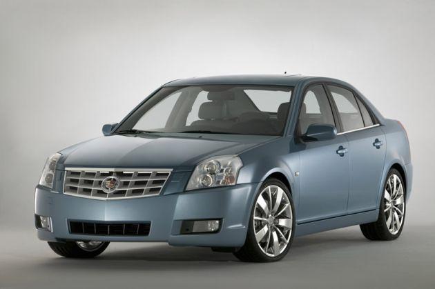 cadillac_bls Cadillac ATS: nuove indiscrezioni sulla berlina di segmento D