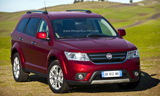 fiat_freemont Fiat Group Automobiles: in arrivo Fiat Freemont, Lancia GranPhedra e Thema S.W.