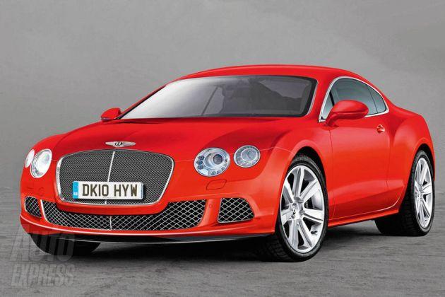 bentley_baby_continental Bentley Coupè 5 porte, Crossover e Baby GT: tre inediti modelli per il futuro