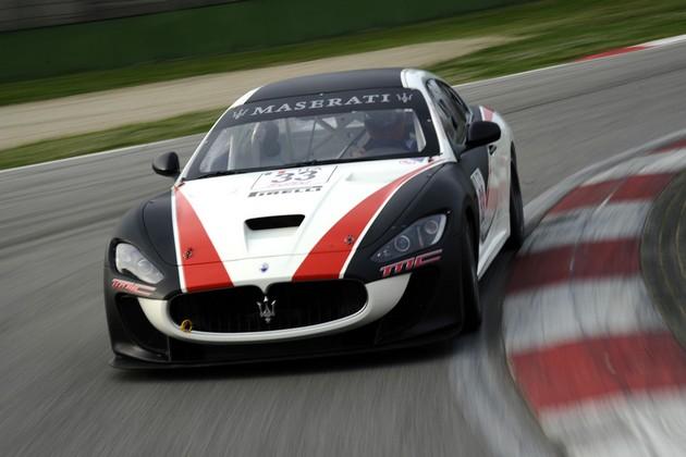 2_Maserati_GranTurismo_MC_Trofeo Trofeo Maserati GranTurismo MC: a Imola si sono disputati i primi test ufficiali pre-campionato