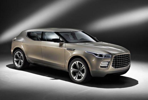 lagonda_suv Aston Martin: il brand Lagonda ritorna l'anno prossimo