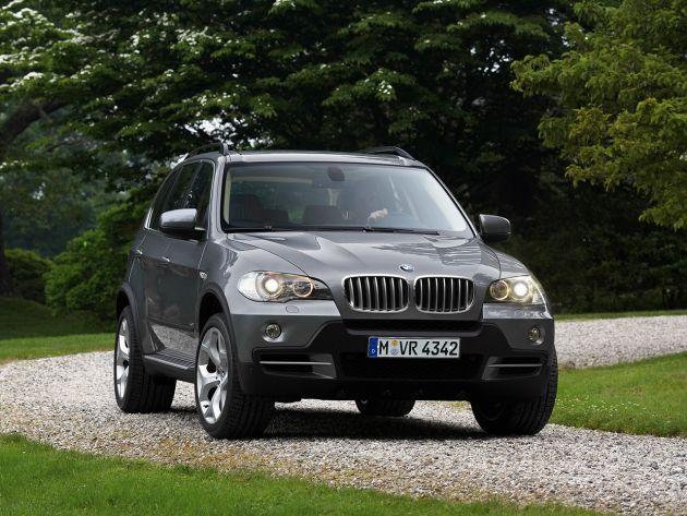 bmw_x5 BMW X5: l'auto più rubata del 2010