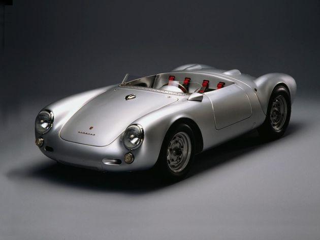 porsche_550_spyder Porsche: allo studio la roadster compatta