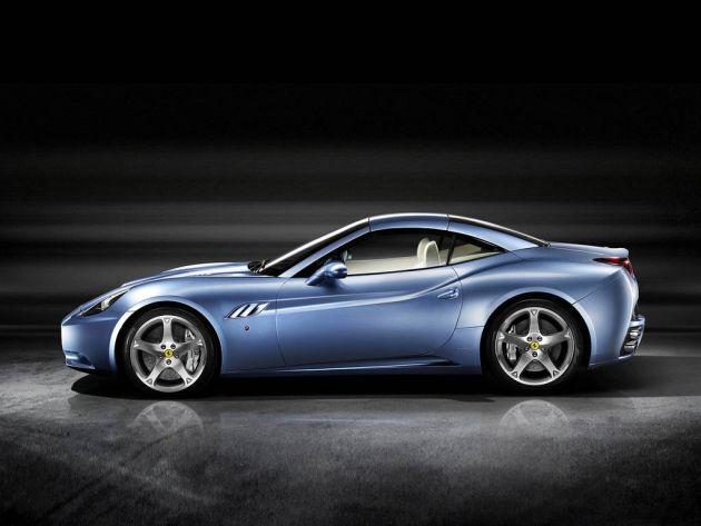 Ferrari_California Ferrari California: in arrivo il Model Year 2012