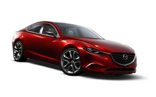 mazda_takeri_concept Mazda 6: i primi dettagli della nuova generazione