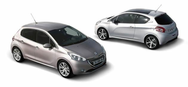 peugeot_208 Peugeot 208: già raccolti oltre 35.000 ordini